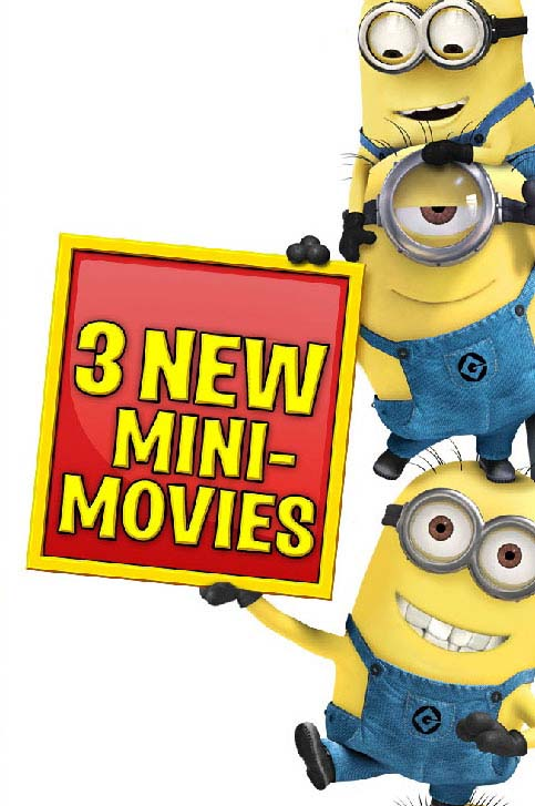 Despicable Me: 3 Mini Movies