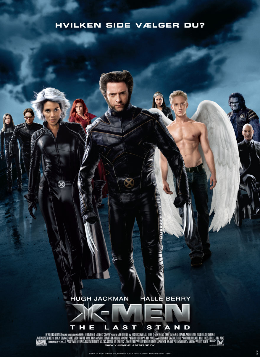 X-Men 3 : The Last Stand (2006)