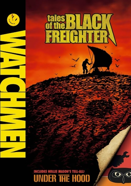 Watchmen Tales of the Black Freighter (2009)