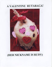 Valentine Rutabaga!