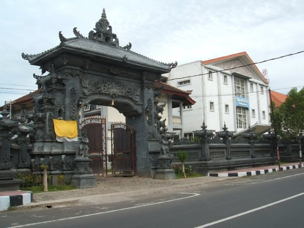 SMA N 1 Singaraja is the only one RSBI school in Singaraja and quite