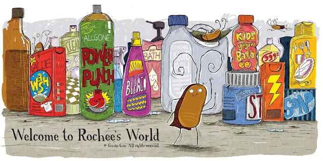 I love Rochee