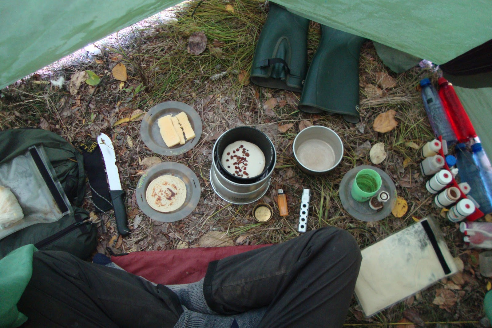 Outdoor Empathy Outdoor gear food and tips