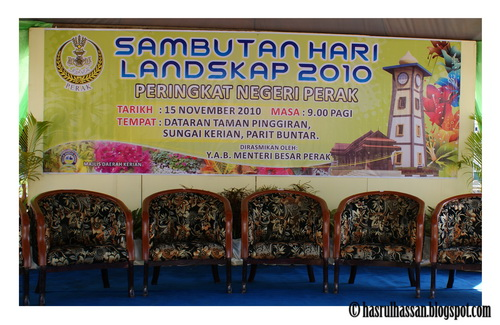 Sambutan Hari Landskap 2010 Perak
