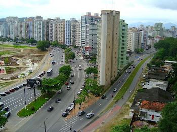 São Vicente atual, por fotógrafos internautas