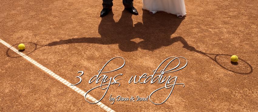 3 days wedding - fotografie de nunta cluj