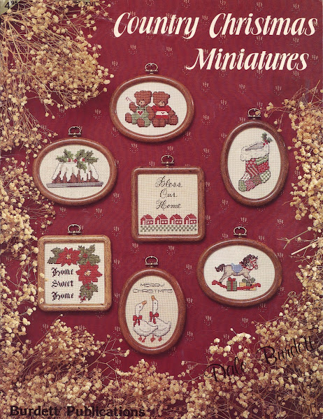 Country Christmas miniaturas
