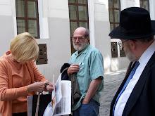 Rabbien og turguiden