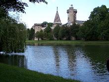 Høst og Vår palasset i Laxenburg