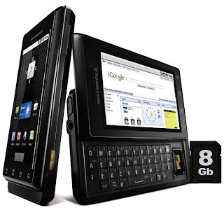 Motorola Milestone A853