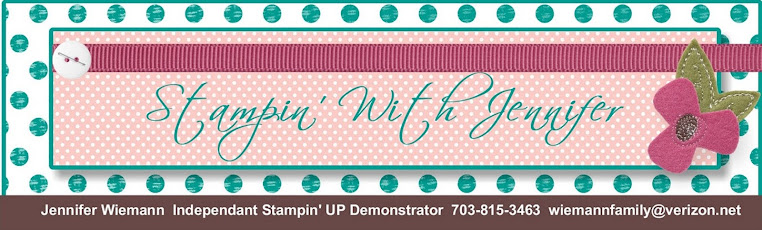 Stampin' With Jennifer