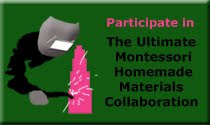 The Ultimate Montessori Homemade Materials Collaboration