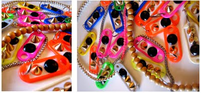 NEO ETHNIC NECKLACES Domingo Ayala Handmade