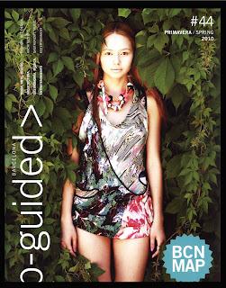 B-GUIDED Summer 2010 Domingo Ayala Handmade