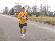 Dave's 10 Mile Shoe Run 01-13-08