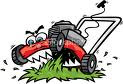 YOU MAKE MOWER ANGRY
