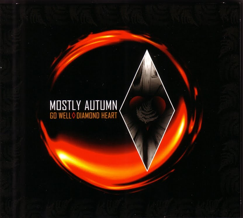 Mostly Autumn - Go Well Diamond Heart (Limited Edition) (2010) [