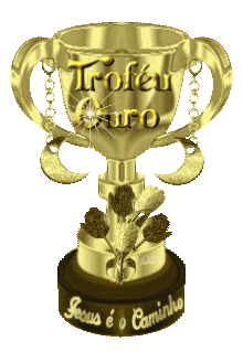 Galeria Trofeu Ouro Oferta Da Amiga Sandra Andrade
