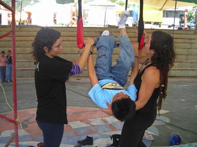 talleres de trapecio en México, 2007