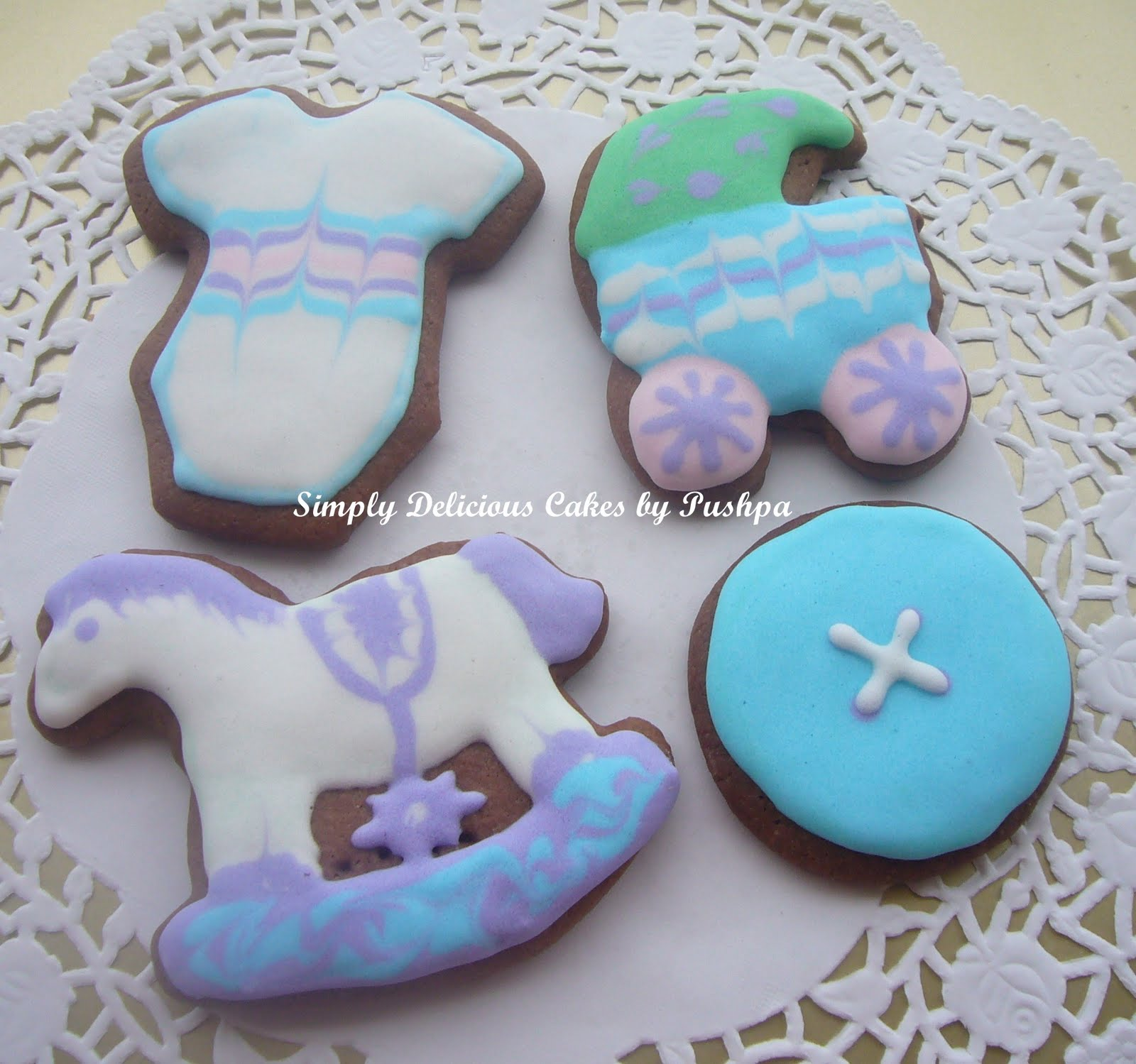 these are a few cookies i made last week i found this lovely website ...