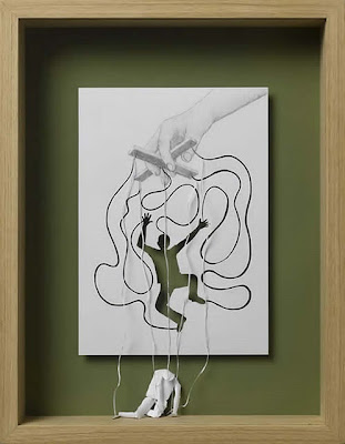 Amazing Paper Art by Peter Callesen Seen On www.coolpicturegallery.net