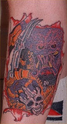 Top 10 Predator Tattoo Designs
