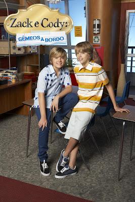 Assistir Zack & Cody: Gêmeos a Bordo Online (Dublado)