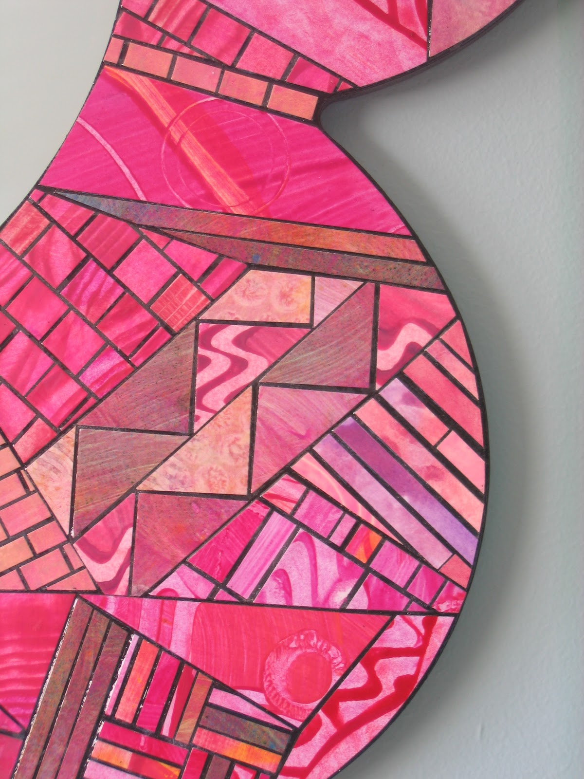 Paper Mosaics: Origami Tessellations