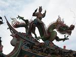 Taipei Shilin Market Temple