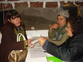 Grace ,Fidencio, Anita