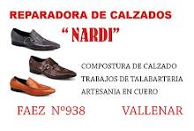 Reparadora de calzados NARDI
