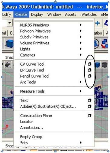 Script Design: Sekilas Autodesk Maya 2009