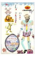 Afiche de La Mancha 15 / UNO