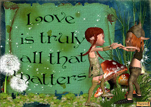 LOVE IS TRULY ALL THAT MATTERS