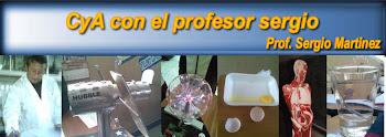 CyA con el profesor Sergio