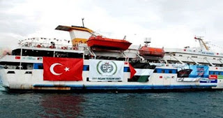 Turkish Sources   Israeli Advance Target Assassination List Found on Flotilla  1 191