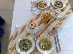 Montagem de Restaurante