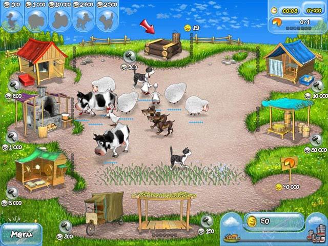 Minika Hayvan Kurtarma Timi Oyunları