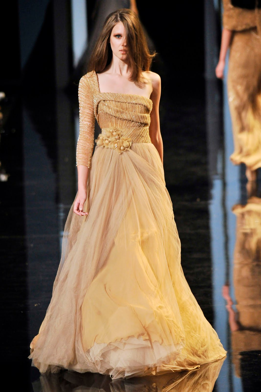 Elie saab haute couture a w 10 11 girl a la mode for 50 haute couture