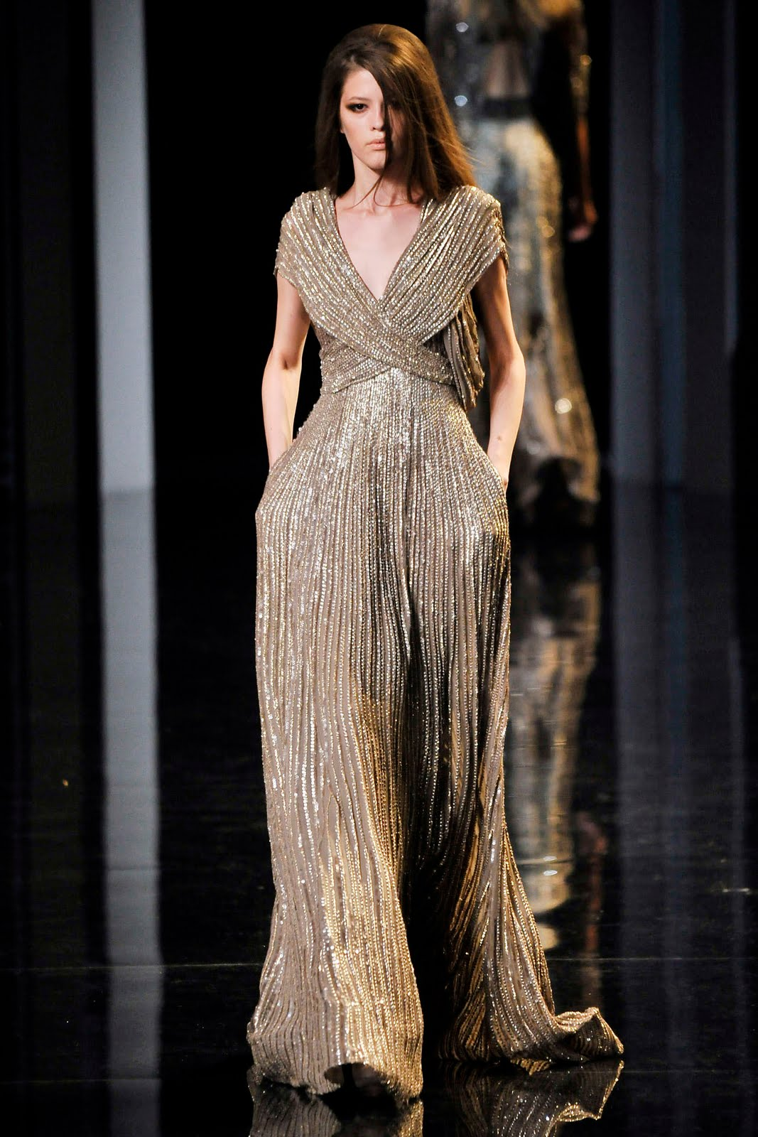 Elie saab haute couture a w 10 11 for Haute house couture