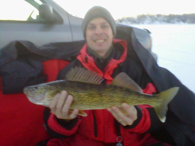 Take the bait guide service on lake minnetonka ice for Ice fishing deals