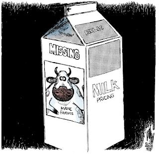 milk, maine, pricing, farms