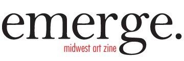 emerge midwest art zine