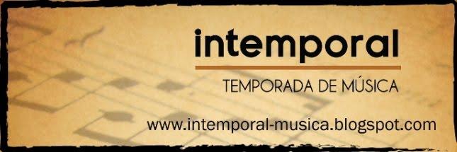 intemporal - temporada de música