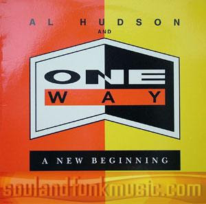 Al Hudson - A New Beginning (1988)