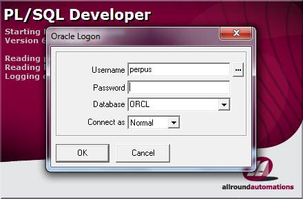 Tugas pak mesran backup database melalui aplikasi pl sql - Oracle sql developer copy table ...
