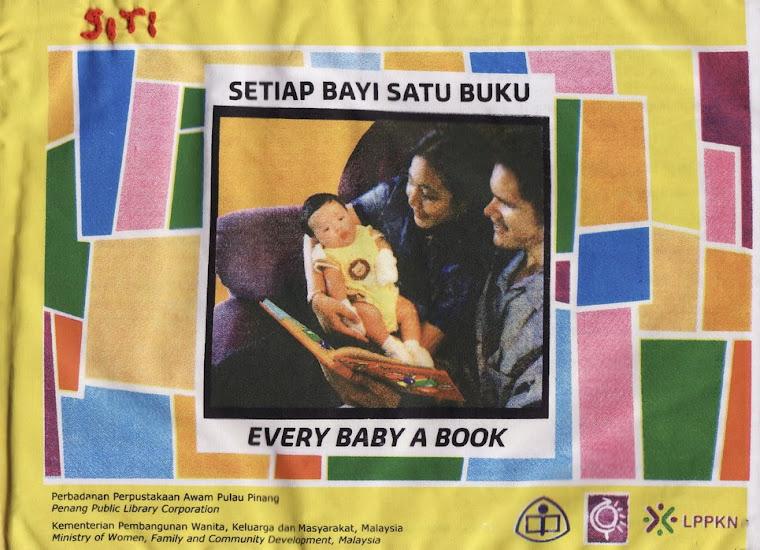 SETIAP BABY SATU BUKU