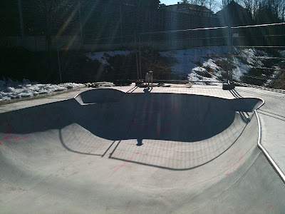 skatepark bowl radstadt