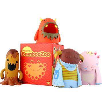 peskimo bamboo zoo