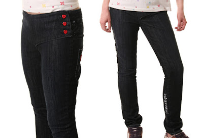 sixxa denim jeans  fashion
